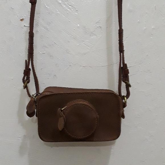 14be72a53 Madewell Handbags - Rare Madewell Camera Crossbody Purse